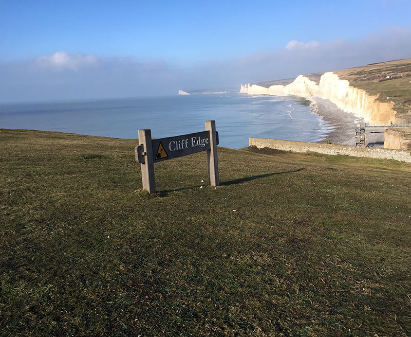 Cliff Edge Birling Gap