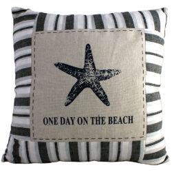 One day on the beach cushion