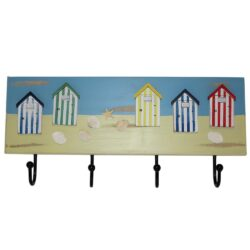 15282 Beach Hut Wall Hooks