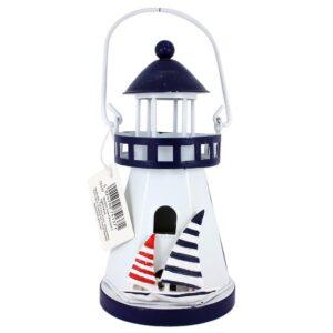 75137 lighthouse tea light holder