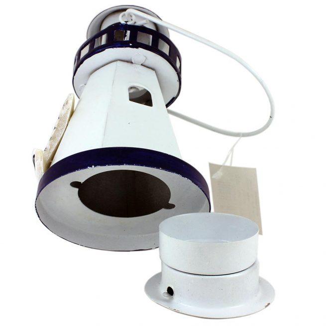 75137 lighthouse tea light holder Undone
