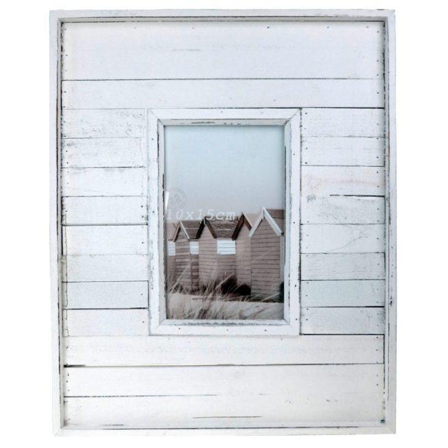Beach Hut Photo Frame