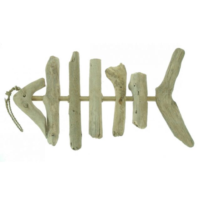 Driftwood Worktop Protector Fish Shaped