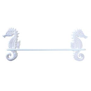 Seahorse Towel Rail