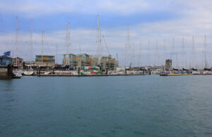 Clipper Boats Moored at Gosport 2016