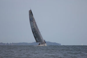 Sailing Boats in the Solent