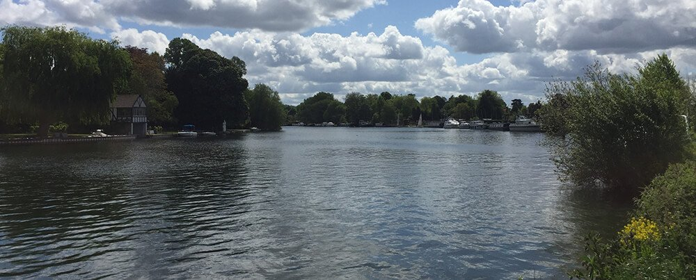 River Thames Looking to Cookham