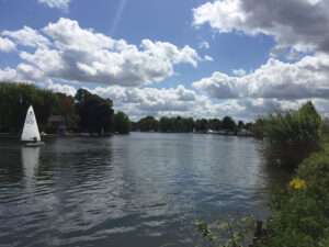 The Thames Cookham