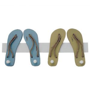 7166 Flip Flop Coat Rack