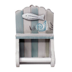 55957 Nautical Toilet Roll Holder