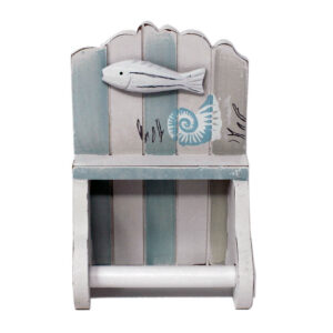 55957 Nautical Toilet Roll Holder