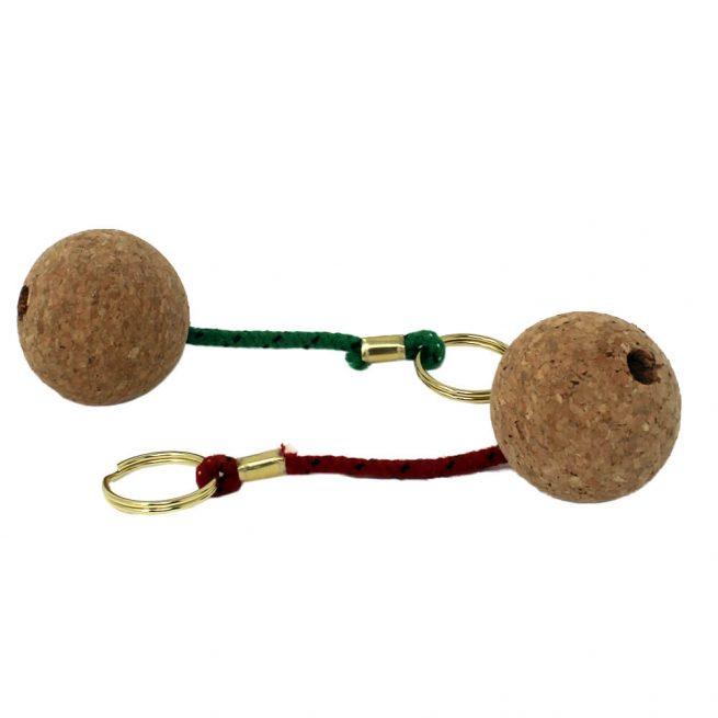 Floating Cork Keyrings