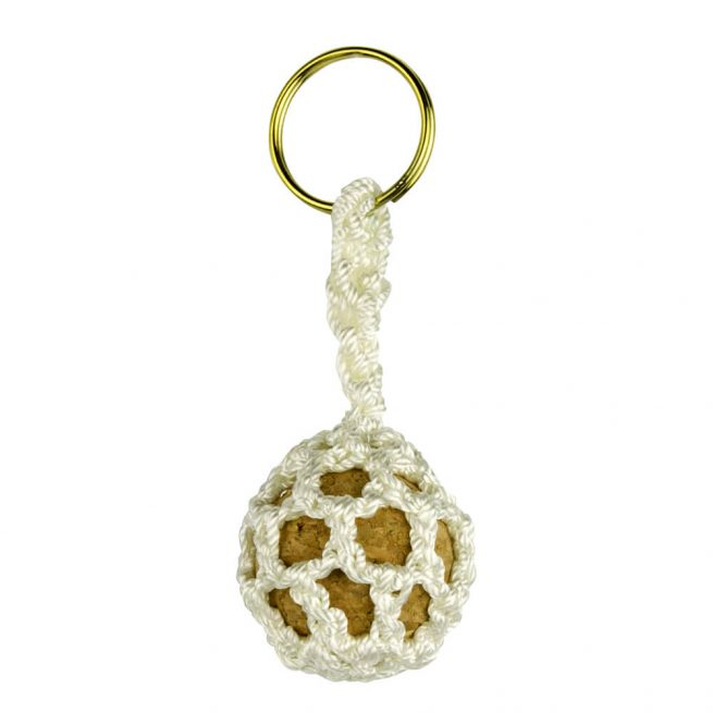 2901 Cork Floating Keyring Ball