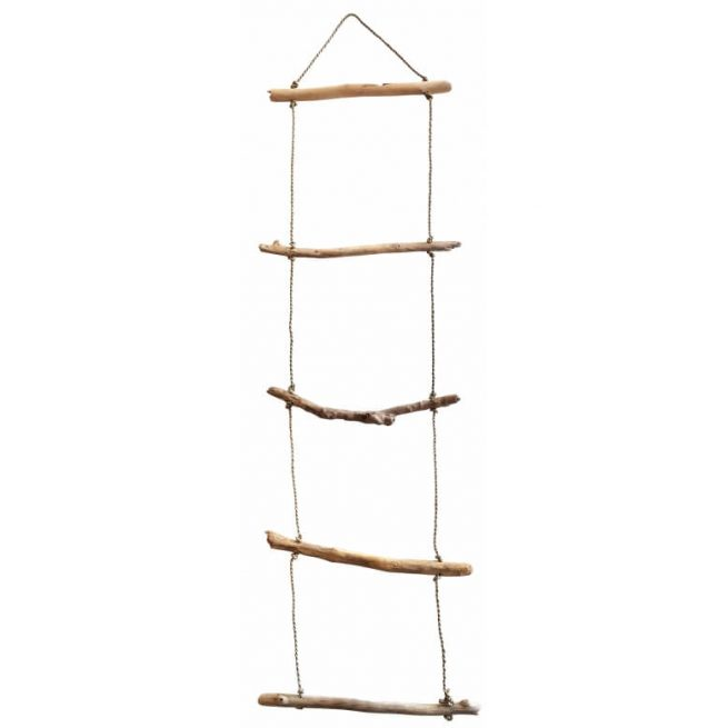 6351 Driftwood Towel Ladder