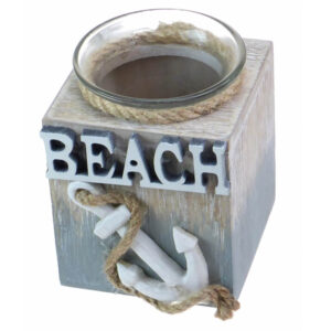 6591 Beach Candle Holder