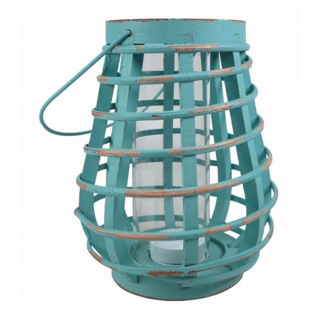 8733 wooden tealight holder