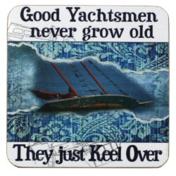 3387 Good Yachtsmen Drinks Coaster