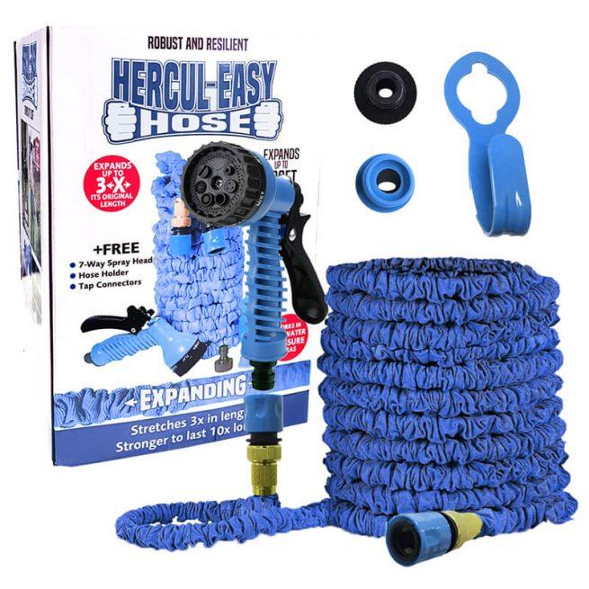 6410 Expandable Blue Hose