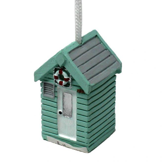 7692 Turquoise Beach Hut Light Pull
