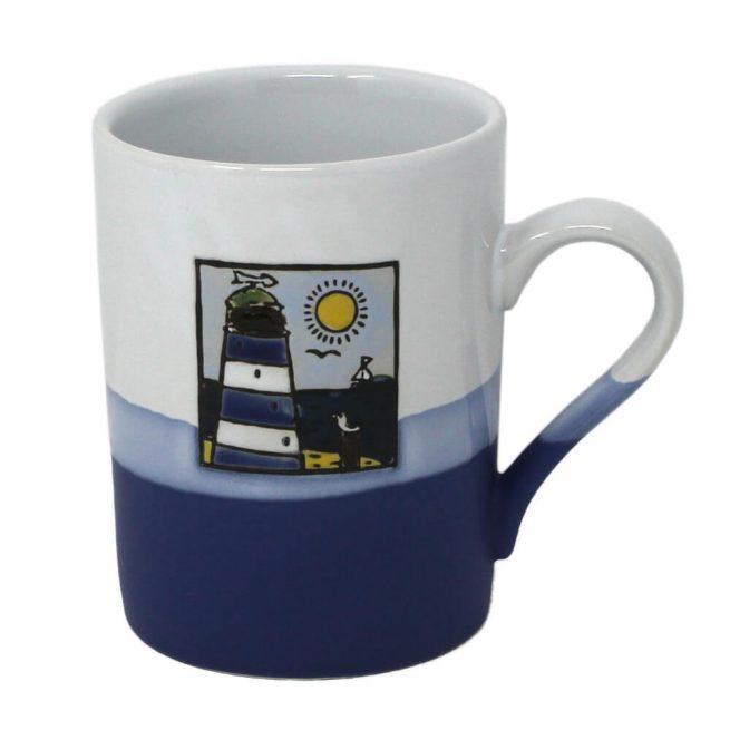 78068 Nautical Lighthouse Mug