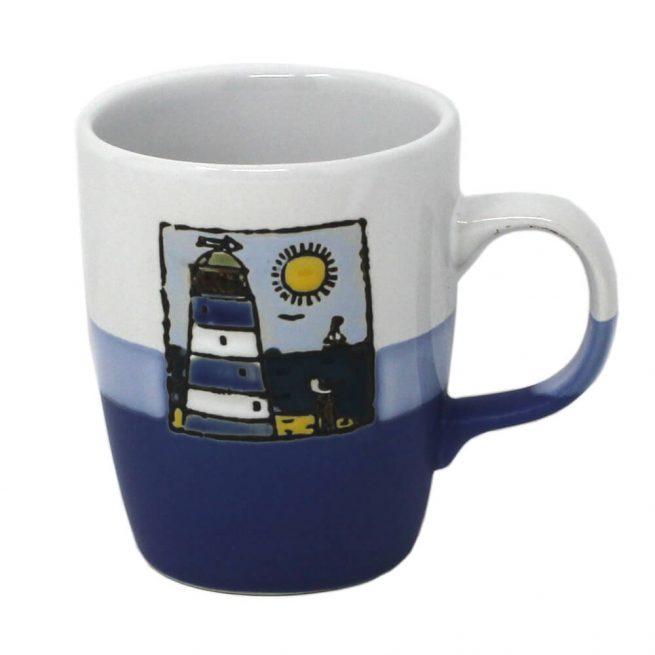 78071 Lighthouse 250ml Nautical Mug