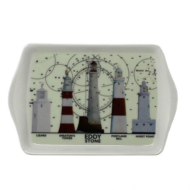 Serving Tray South West Lighthouses