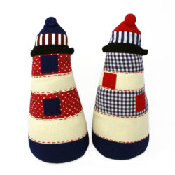 Lighthouse Door Stops
